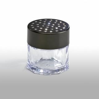 JB-2: 2 Oz. Bling Faceted Jar