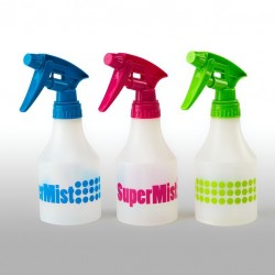 DBJ8: 8 oz Supermist Sprayer Standard Floor Display