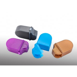 B90: 4 Protective Toothbrush Covers