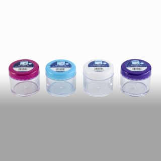C-452: 2 oz Clear Cream Jar