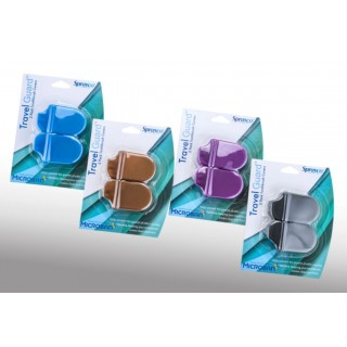 MB-333: TravelGuard® 2 Pack Toothbrush Covers