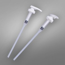 LP-1: 1/4 oz White  Lotion Pump, 38-400