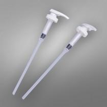 LP-1: 1/4 oz White  Lotion Pump, 38-400