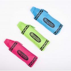 CLP-553: Crayola Laundry Bag 3 Asst.Colors (TM)
