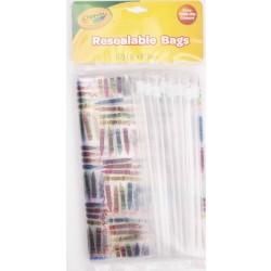 CRB-552: Crayola Resealable Bags (TM)